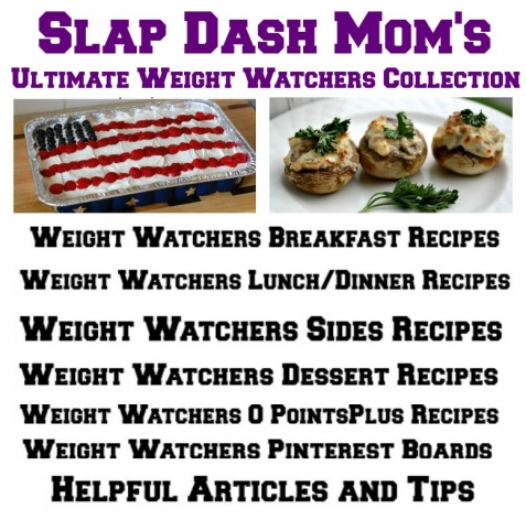 ultimate weight watchers post