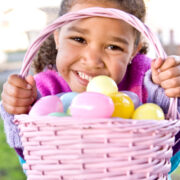 easter basket ideas without candy