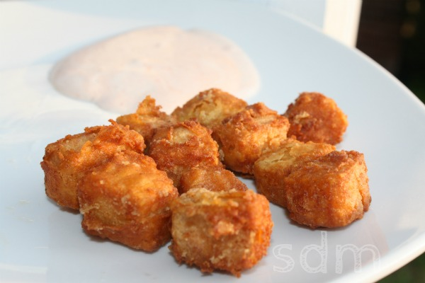 tofu nuggets recipe