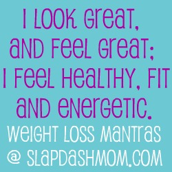mantras for weight loss