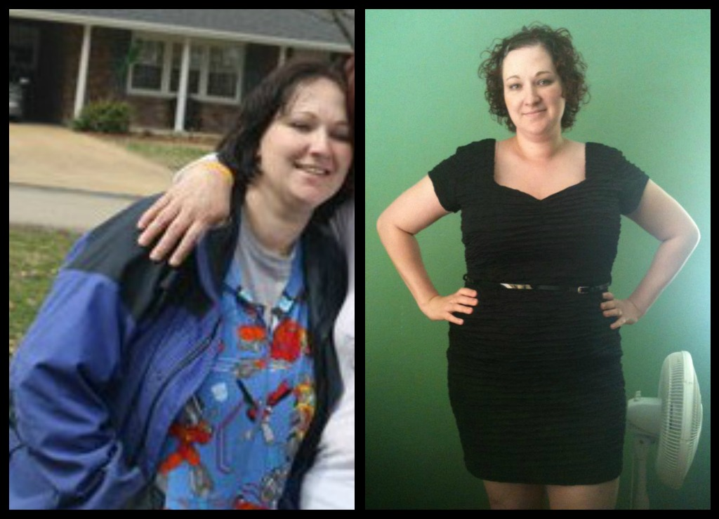 weight loss before and after pictures