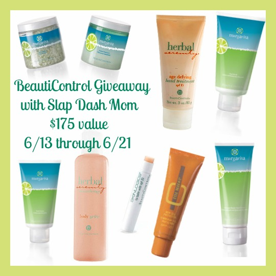 beauti control giveaway