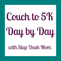 couch to 5k program day by day