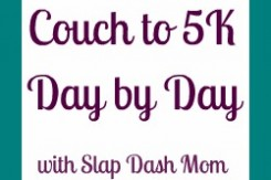 couch to 5k with slap dash mom