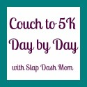 couch to 5k day by day