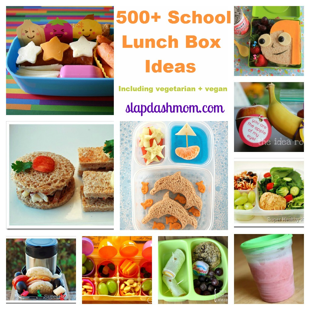 500+ School Lunch Ideas