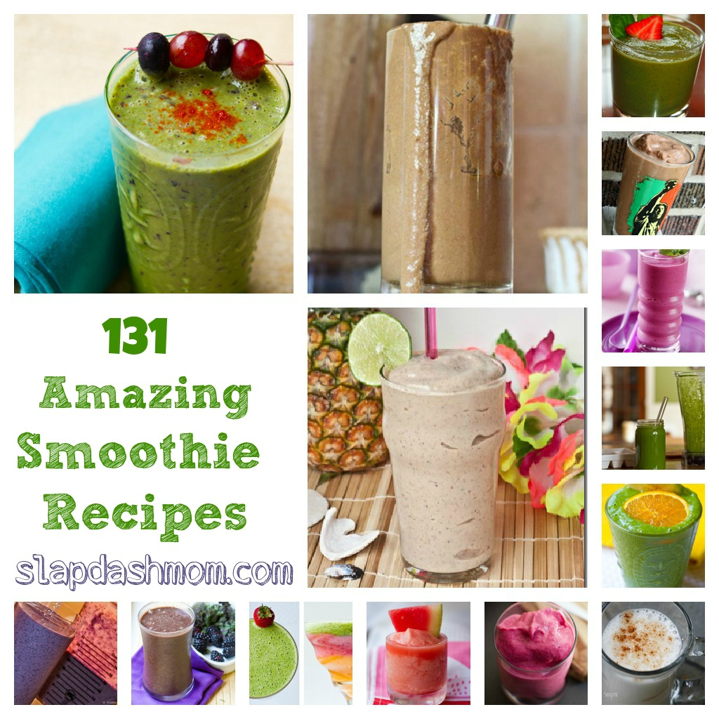 131 Smoothie Recipes