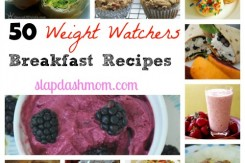 weight watchers breakfast recipes