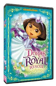 Doras Royal Rescue DVD
