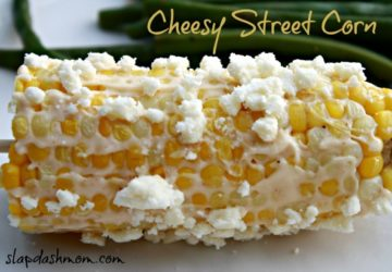 cheesy street corn recipe