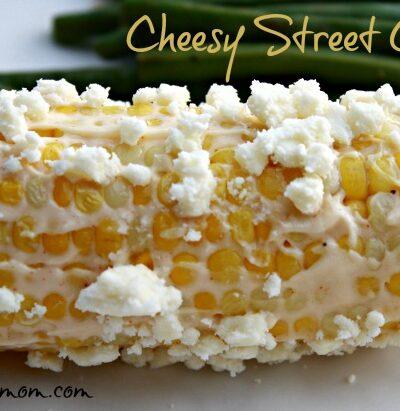 cheesy street corn recipe