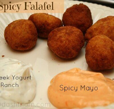 Easy Spicy Falafel Recipe
