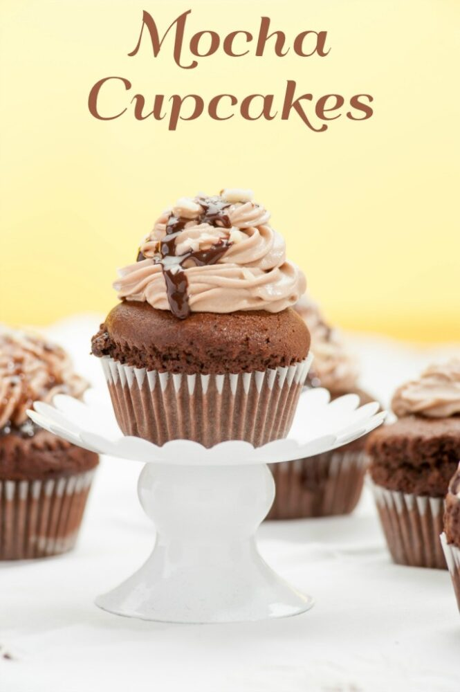 Starbucks Mocha Cupcake Recipe