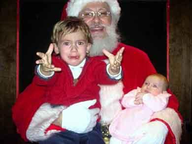 santa3 - Free funny santa photos
