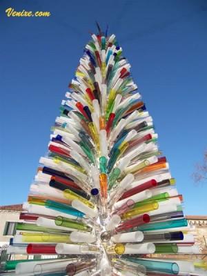 unique christmas tree ideas