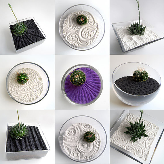 Diy zen gardens zen garden design ideas for Small zen garden designs