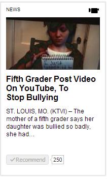 Bullying at Mason Elementary