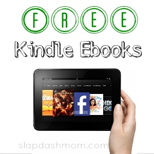 FREE Kindle AND Nook Ebooks
