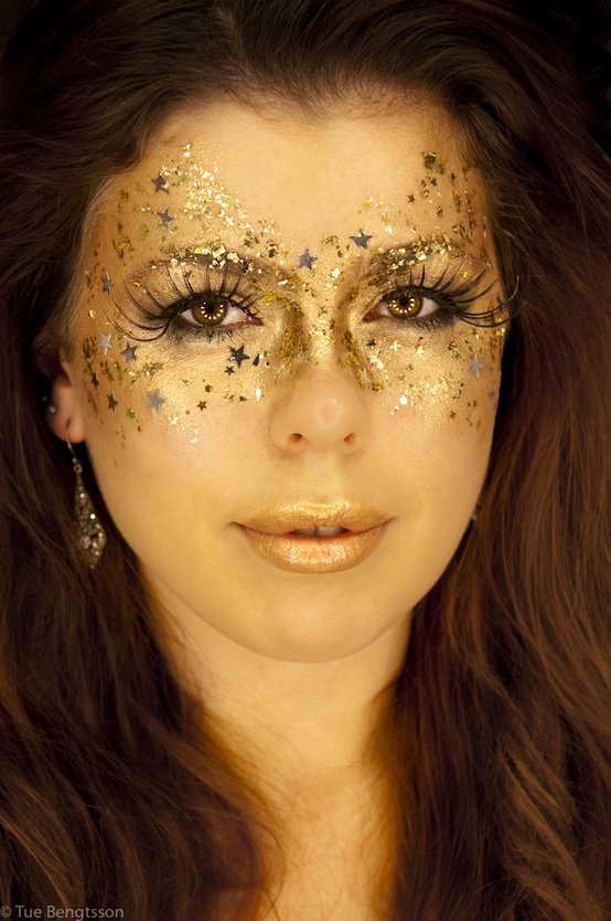 new years eve makeup tips