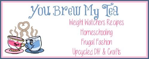 you brew my tea weight watchers