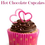 Mexican Hot Chocolate Cupcake Recipe