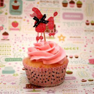 Strawberry Vanilla Cupcake Recipe