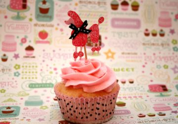 Strawberry Vanilla Cupcake Recipe
