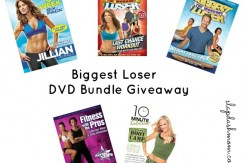 Biggest Loser DVD Bundle Giveaway