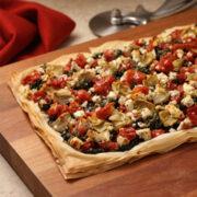 Greek Style Pizza Recipe