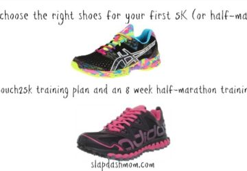 How to Choose Shoes for Your First 5K
