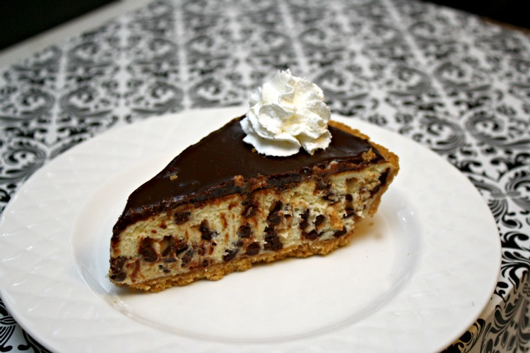 Easy Chocolate Chip Cheesecake Recipe
