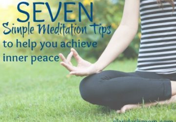 Simple Meditation Tips