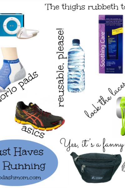 Must Have Accessories For Running