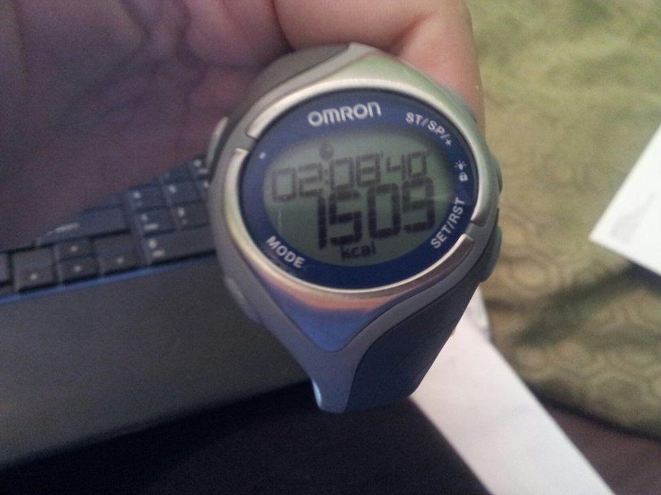 High Calorie Burning Workout