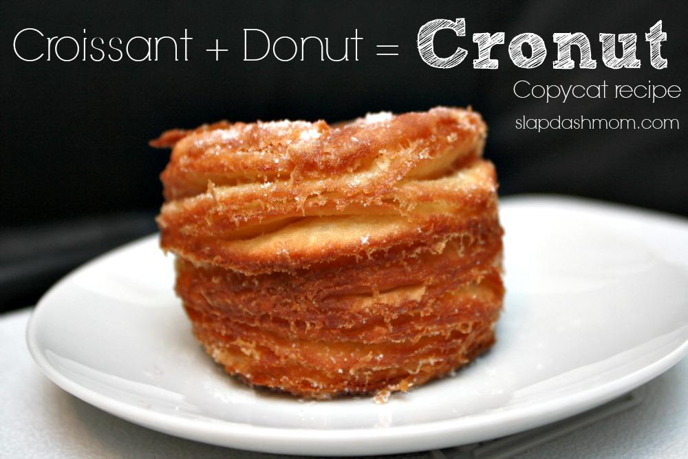 Cronut Copycat Recipe