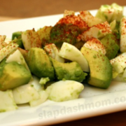 Avocado Egg Summer Salad - Only 4 WW Pts!!