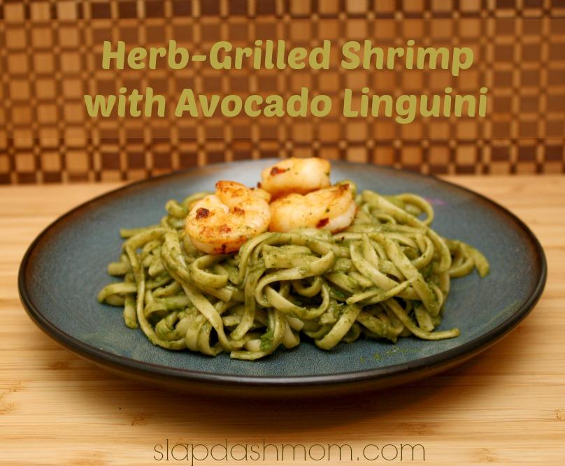 Avocado Linguine Recipe
