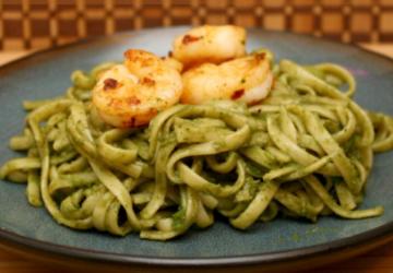 WW Shrimp Linguine Recipe - 7 Points