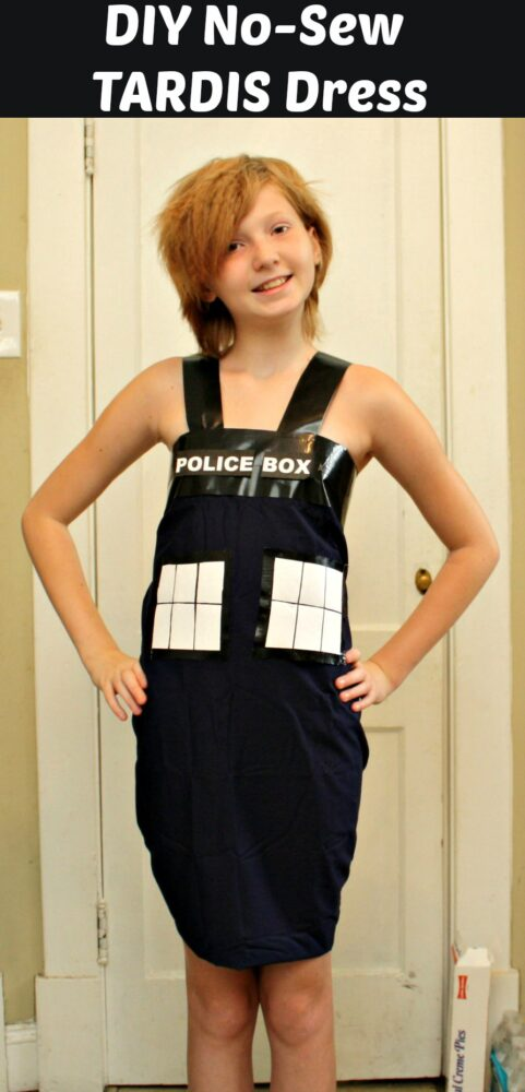 diy tardis costume from dr who nosew 187 slap dash mom