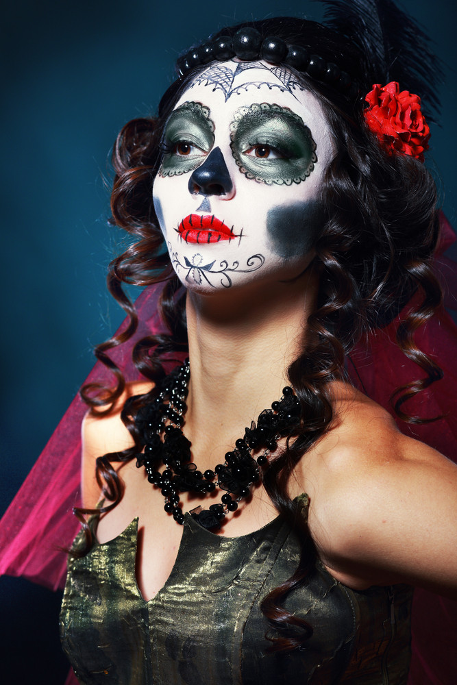 best sugar skull makeup ideas