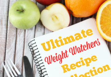 Ultimate Weight Watchers Recipes Collection