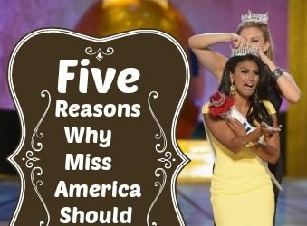 Reasons Why Miss America Should Be White