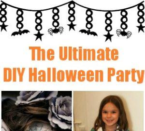 DIY Halloween Party