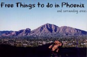 Free Stuff To Do In Phoenix