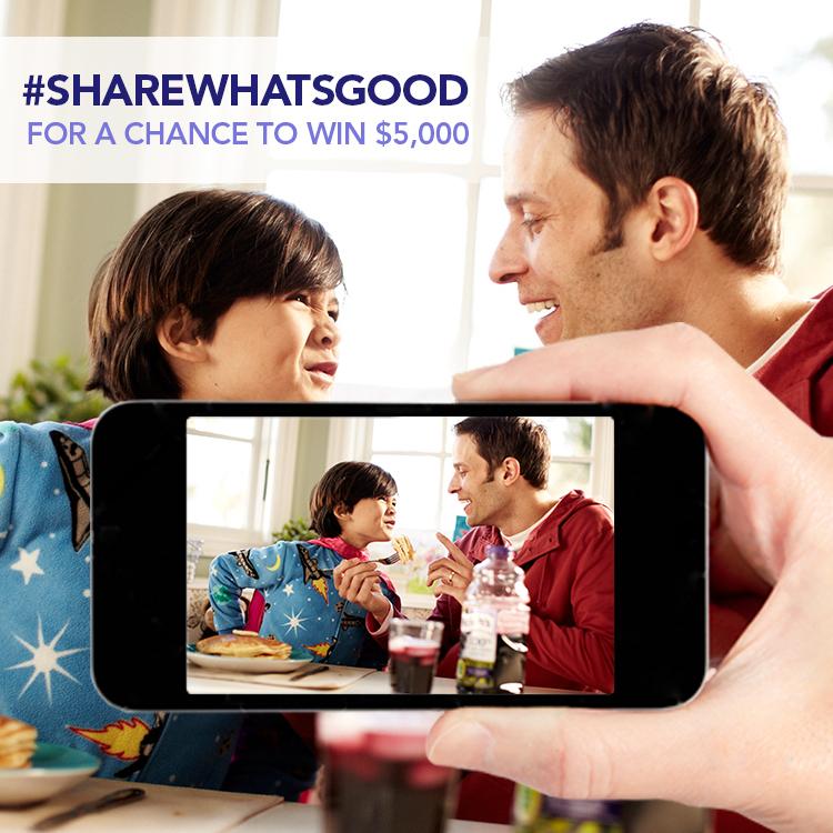 #sharewhatsgood