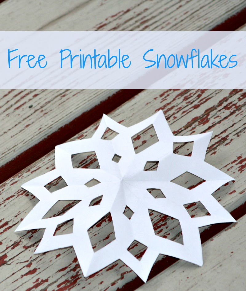 ... from this website, and ... Printable Snowflake Patterns To Cut Out
