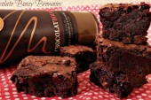 Boozy Chocolate Brownies #cheers2chocolate #shop
