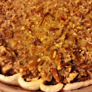 German Chocolate Pecan Pie Recipe