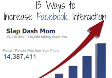 Ways to Increase Facebook Interaction