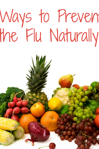 Ways to Prevent the Flu Naturally